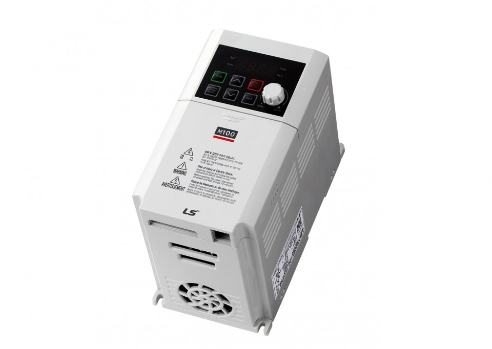 New frequency inverter M100 series