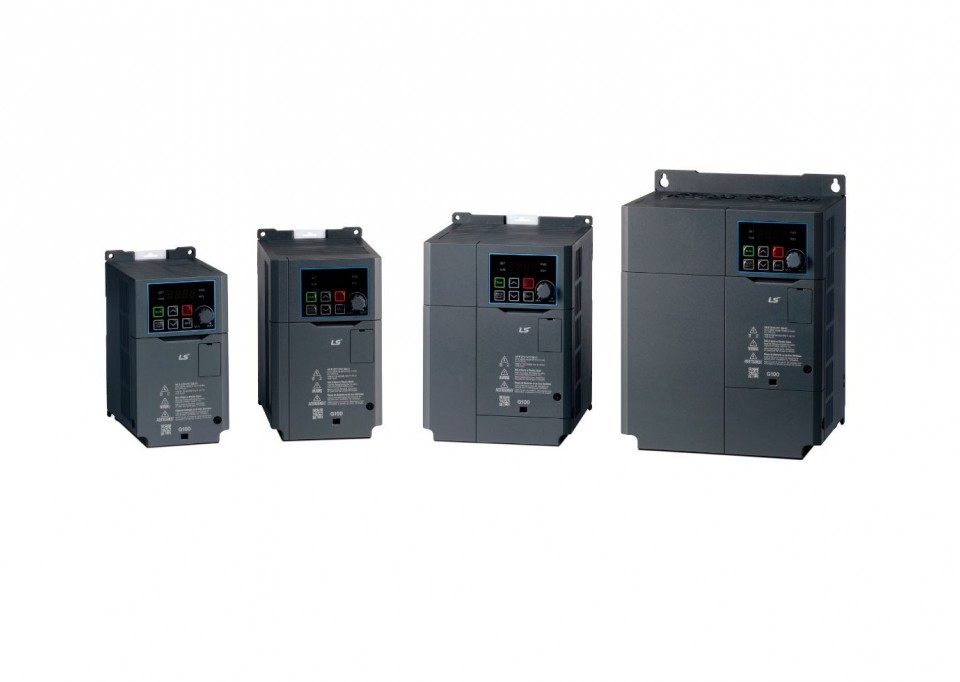 New - frequency inverter G100 series