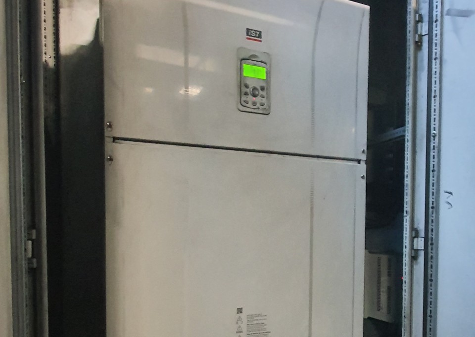 Repair: Frequency Inverter model LS iS7 220 kW