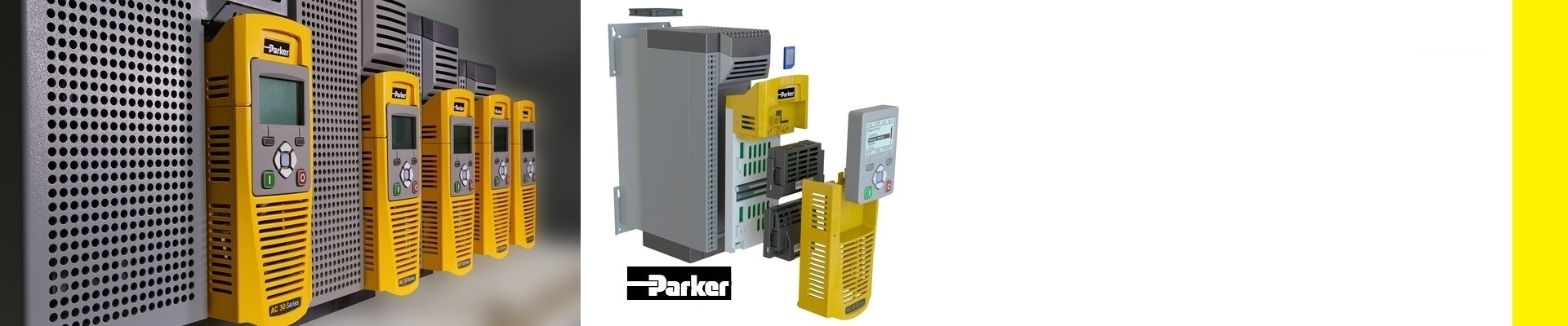 Parker AC30 Series Frequency Inverters